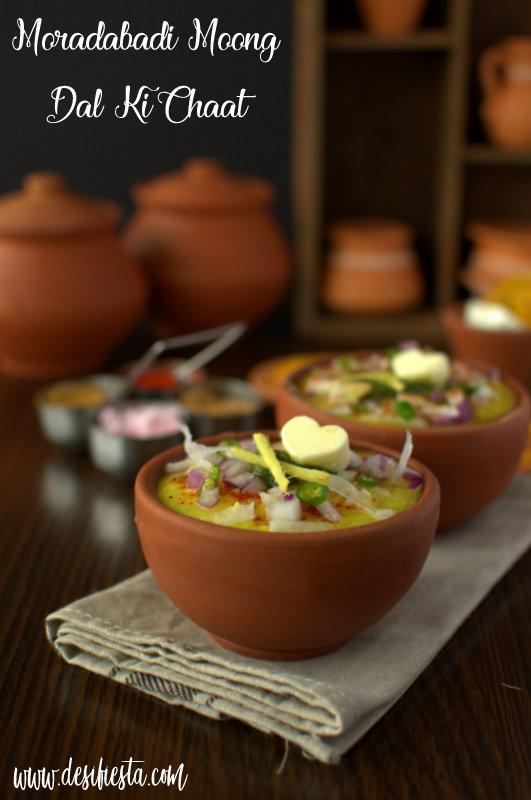 Uttar pradesh cuisine archives desi fiesta moradabadi moong dal ki chaat dal moradabadi recipe forumfinder Images