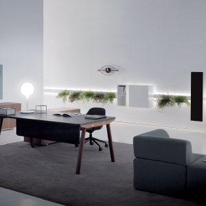 SD25 - scrivania direzionale di design (DVO)