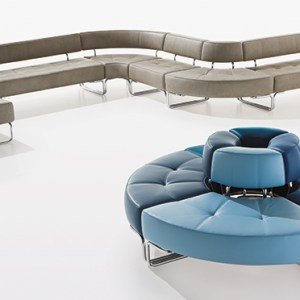 Art.DIV04 - Divano personalizzabile e componibile a seconda delle proprie esigenze, disponibile in diverse finiture e rivestimenti. (MILANI)