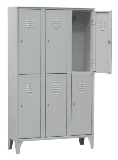 Art.AS03 -Armadio casellario, disponibile in diverse dimensioni.