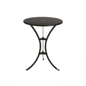 Art.TV10 - Tavolino in lamiera, disponibile anche in altre finiture.(SCAB)