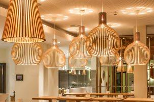 Secto Design – eine Leuchten Premiere in Holz   DESIGNBLOG