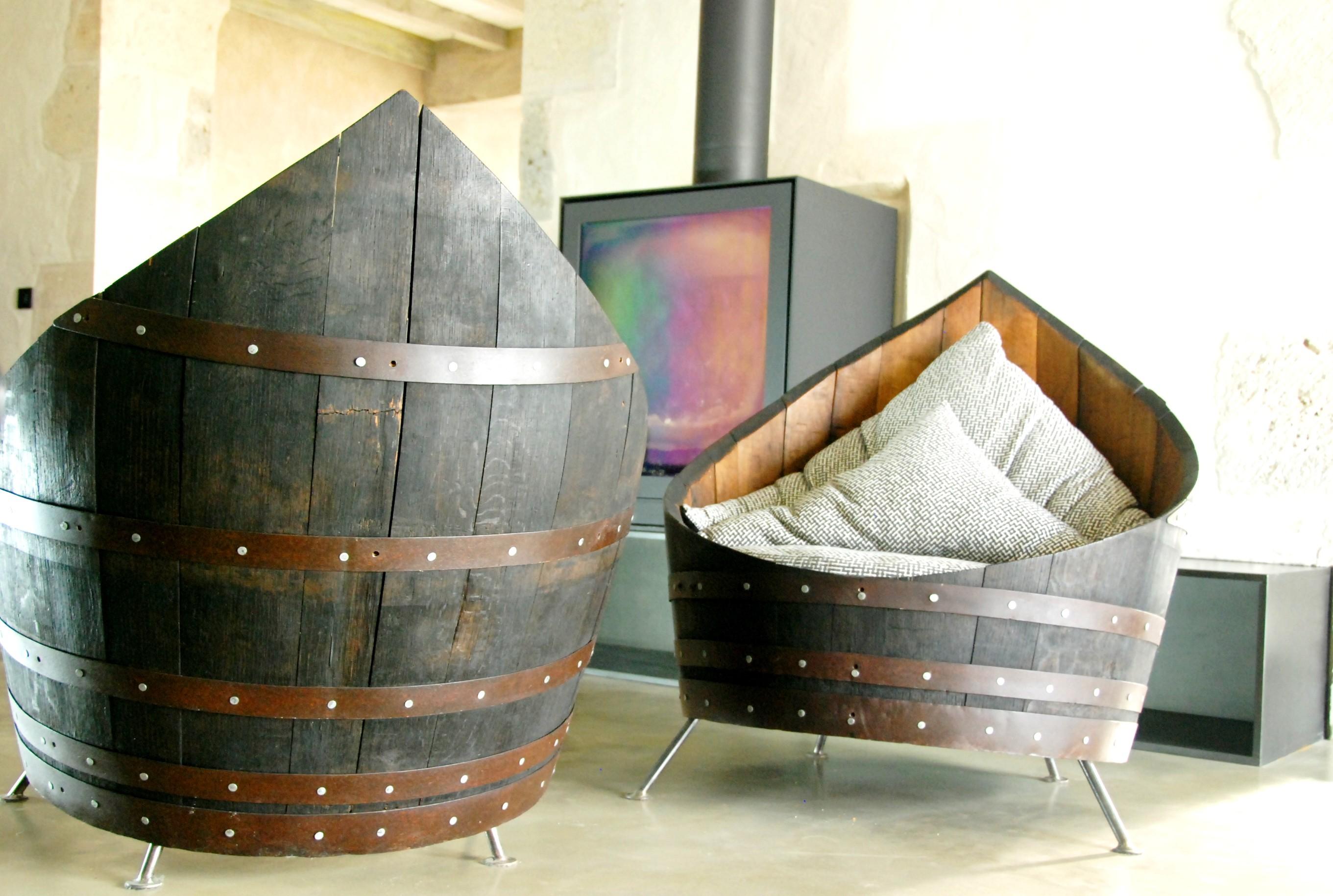 mobilier contemporain c brut design