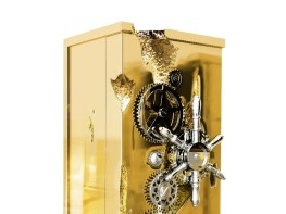 MILLIONAIRE Safe Box & Cabinet by BOCA DO LOBO (Private Collection) - Copyright: ©BOCA DO LOBO