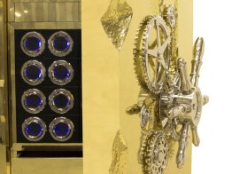 MILLIONAIRE WATCH WINDERS Safe Box & Cabinet by BOCA DO LOBO (Private Collection) - Copyright: ©BOCA DO LOBO