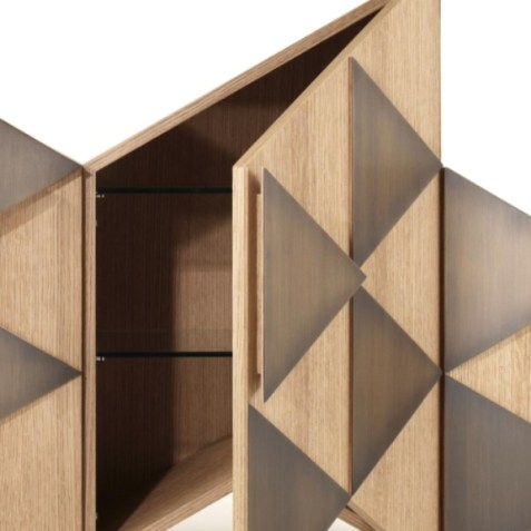 ARLEQUIN C Cabinet-Cupboard-Buffet by Pietro Ferruccio Laviani (2010) from EMMEMOBILI (Copyright: © EMMEMOBILI, Pietro Ferruccio Laviani)