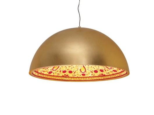 FOOL MOON Hanging Lamp by Leonardo de Carlo from BANCI (2013) - Copyright: © Leonardo de Carlo, BANCI