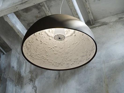 SKYGARDEN Hanging Lamp by Marcel Wanders (2007) from FLOS - Copyright: © Marcel Wanders, FLOS