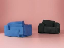 TRON Armchair by Dror Benshetrit (Studio Dror) for CAPPELLINI & WALT DISNEY SIGNATURE (2010) - Copyright©: Dror Benshetrit (Studio Dror), CAPPELLINI, DISNEY, DISNEY CONSUMER PRODUCTS
