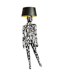 DIAZ NO. 2 Mannequin Floor Lamp by Jimmie Karlsson & Martin Nihlmar from JIMMIE MARTIN (Copyright: © JIMMIE MARTIN, Jimmie Karlsson, Martin Nihlmar)