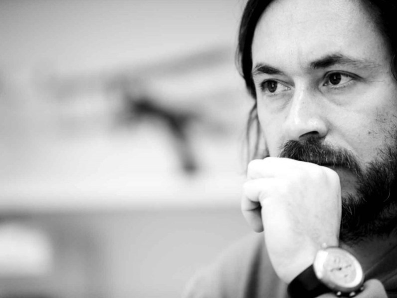 MARC NEWSON Portrait (Copyright©: Marc Newson)