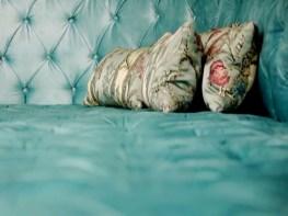 Sofa by Danielle Moudaber (photo by Rania Ajami & Danielle Moudaber)