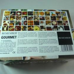 "Gedächtnisspiel ""GOURMET"" Remember - Memory"