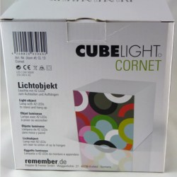 Cubelight Cornet - Remember