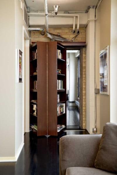 Hidden Bookcase Door Design Miss