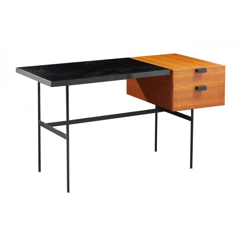 thonet cm 141 desk pierre paulin 1954