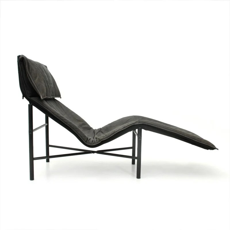 vintage chaise longue by tord bjorklund for ikea 1970s