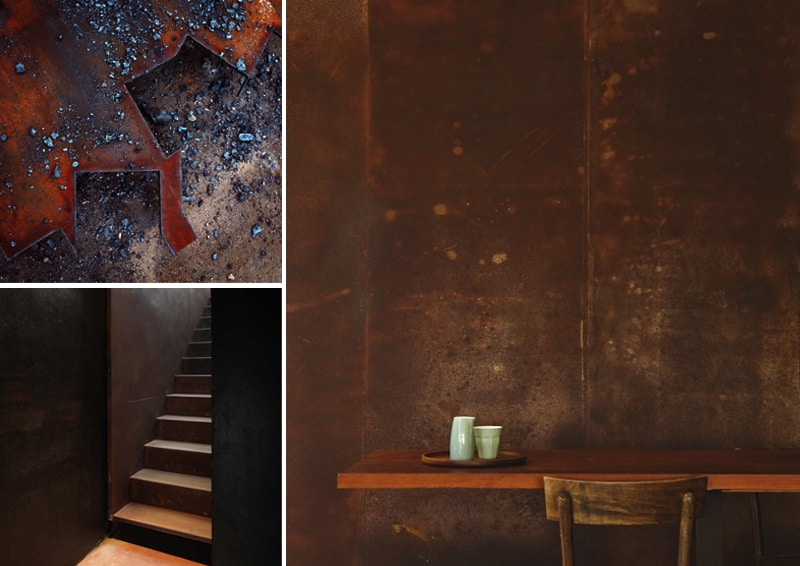 in love with corten