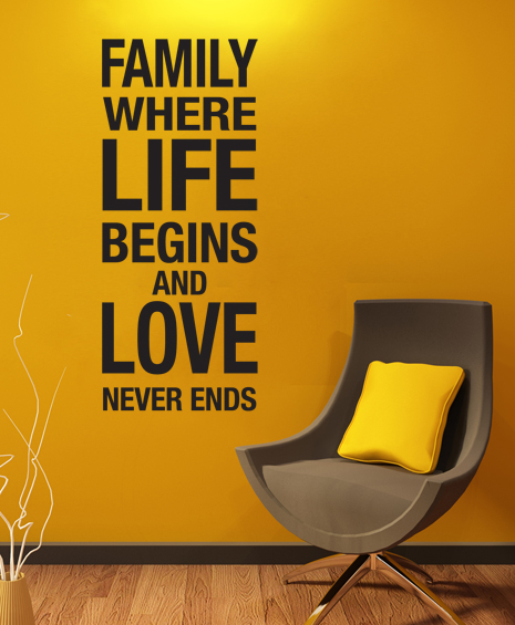 Family where life
