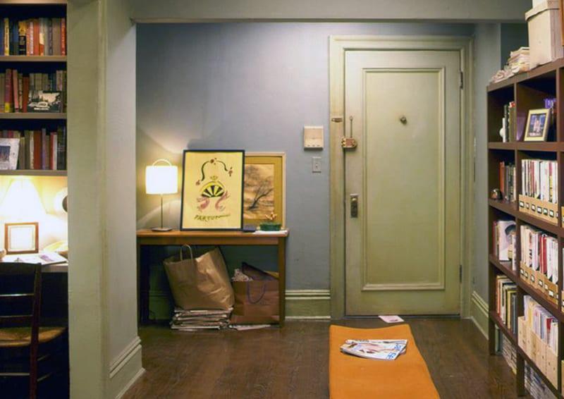 abitare in casa di Carrie Bradshaw a New York