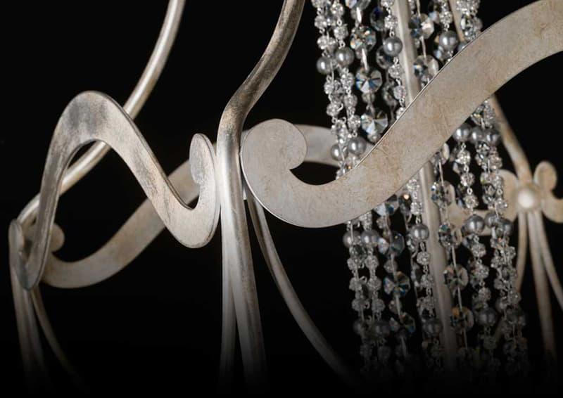 design da sogno | lampade con dettagli romantici e glam