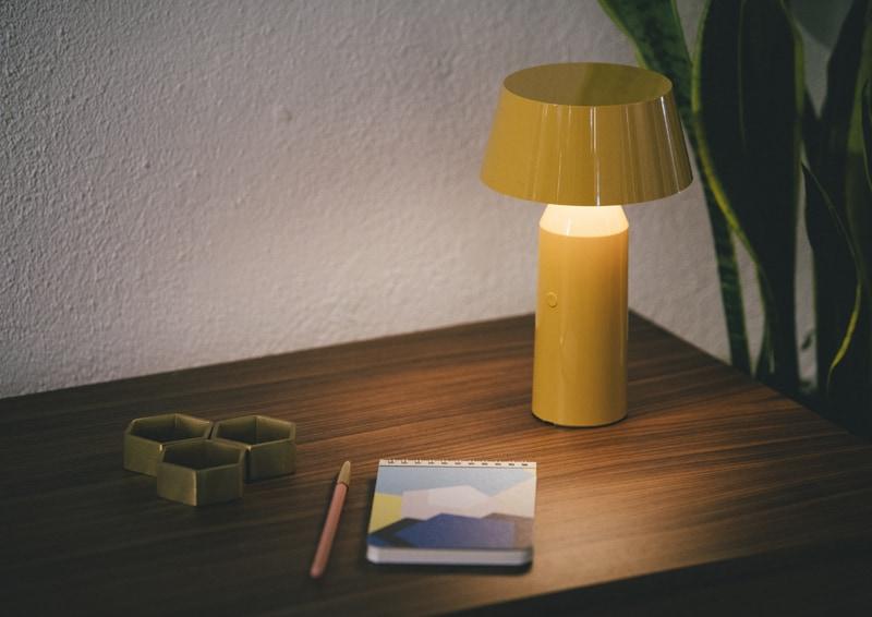 lampade portatili: quando il design diventa comodo