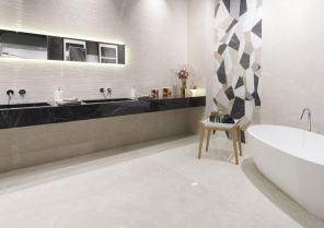tendenacze Cersaie 2017: vintage, marmo e un tocco di colore