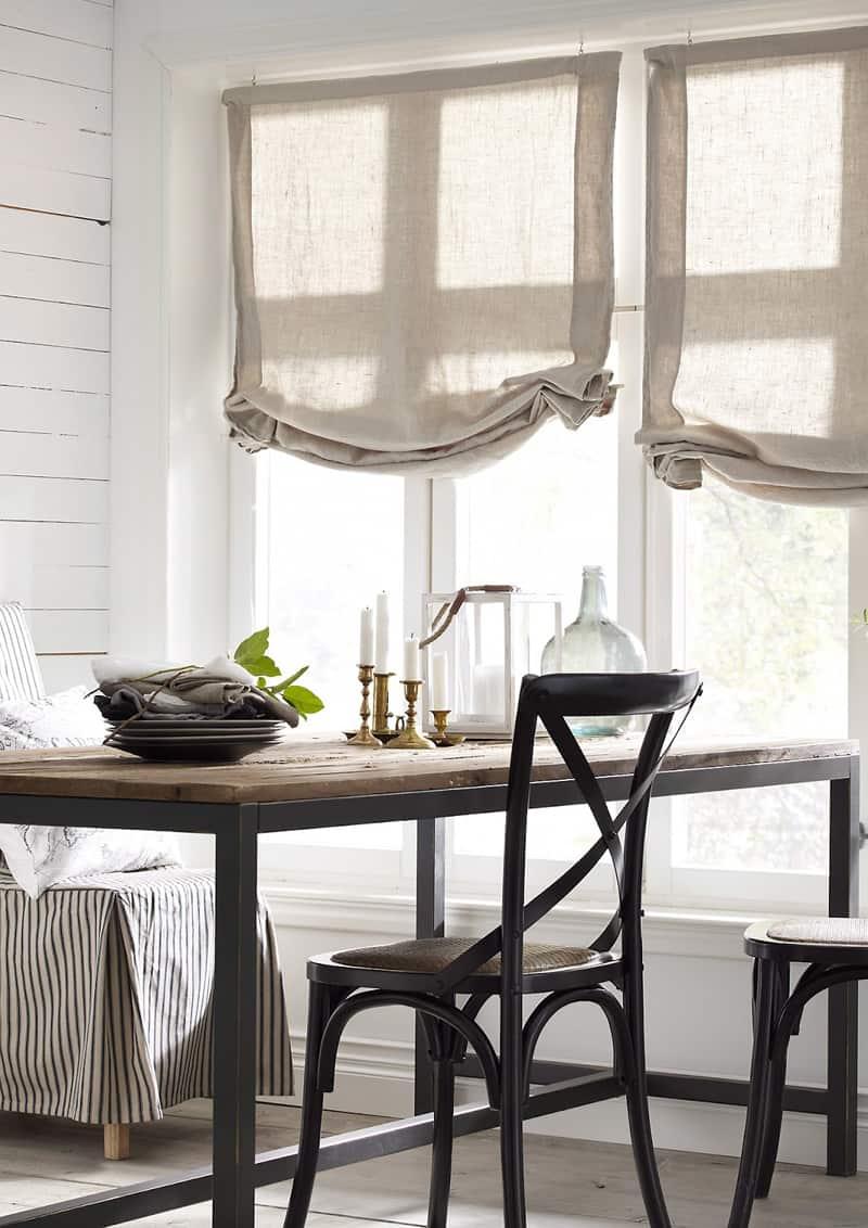 4 tende a vetro soggiorno. Tende Per Interni Come Sceglierle Per Tutti I Tipi Di Finestra Design Outfit