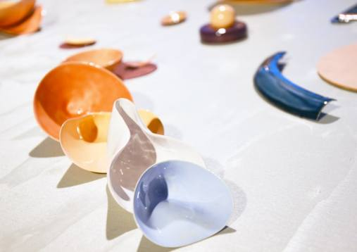 design indipendente | DAE | Graduation Show | Roxanne Brennen, Dining Toys
