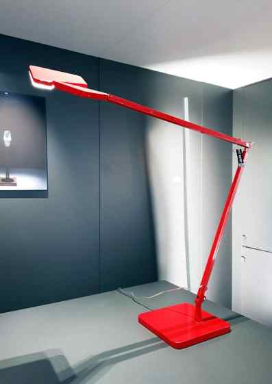 lampade italiane a Stoccolma, alla Furniture & Light Fair