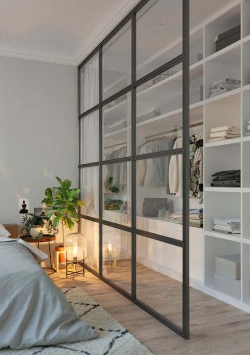Inoltre la parete in cristallo garantisce, mediante le vetrofanie applicate, privacy all'interno degli ambienti e permette anche in un secondo tempo un cambio. Pareti In Vetro Per Interni Guida Alla Scelta Design Outfit