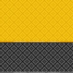 Free Gray and Yellow Photoshop Patterns