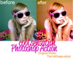 Photoshop Action by: marudesignsx