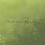 Clover and Grass Brushes by: Carocha