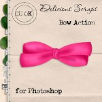 Bow Action by: Delicious Scraps