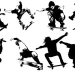 Skateboarding Custom Shapes by: PsHero