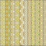 Tileable Beige Grungy Retro Patterns