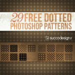29 Free Dotted Photoshop Patterns