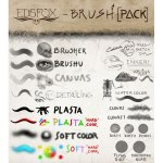 Ed's Brush Pack