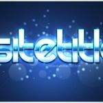 Free Shiny Text Effect Logo Style PSD