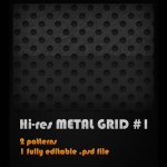 Metal Grid no. 1 by: mikeandlex