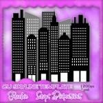 CU Skyline Template by: Scraps Dimensions