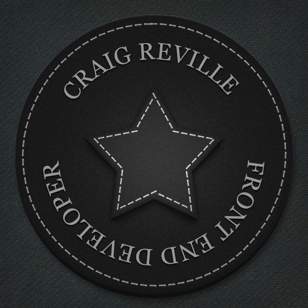 Free Logo Badge PSD by Craig Reville