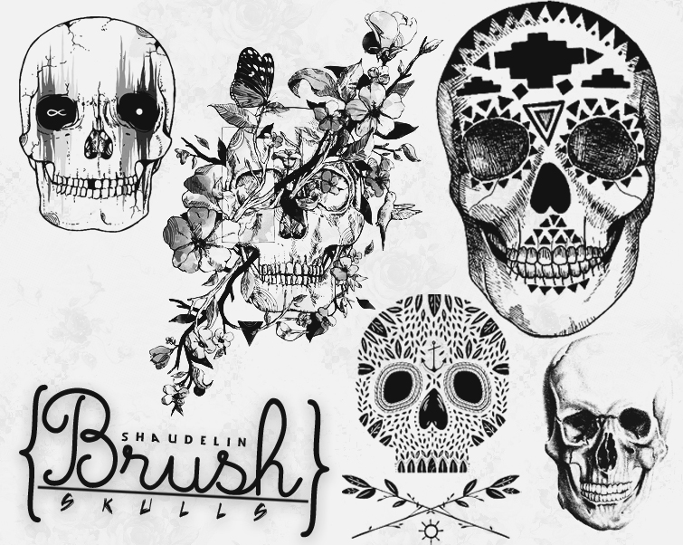 skulls___brush_by_shaudelin-d60lloa
