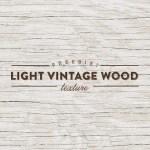 Vintage Wood Logo Texture