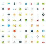 Tiny Vector Icons Set – Photoshop PSD