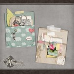 Memory Pockets Digiscrap Elements