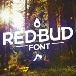 Free Rustic Logo Font – RedBud