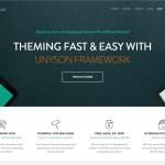 Unyson WordPress Theme Framework