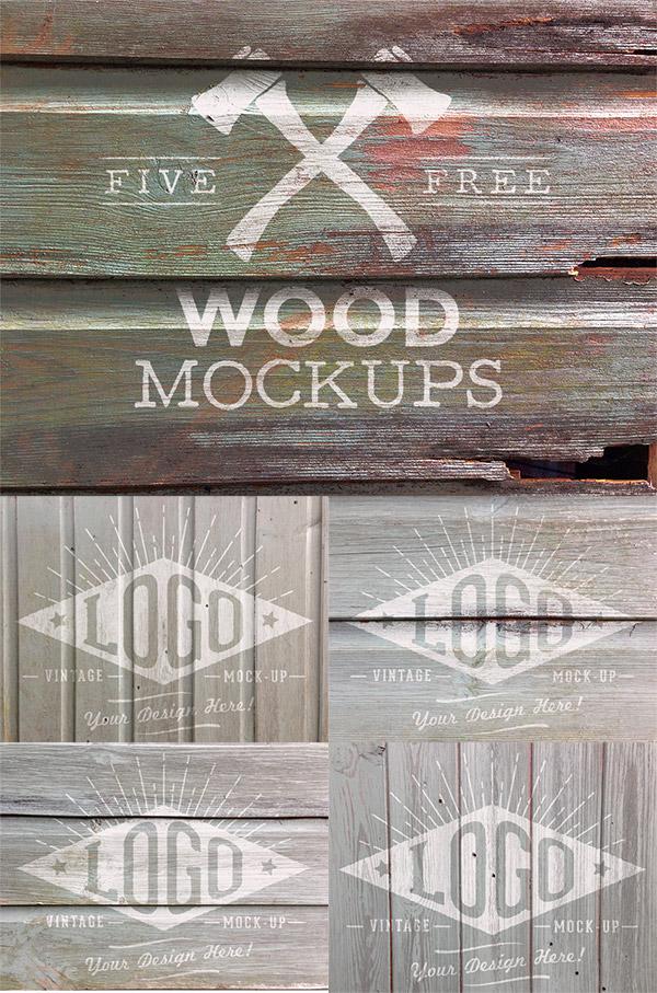 wood-mockups